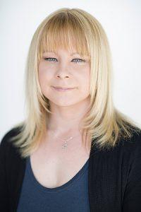 Potrettivalokuva Linda Heinosta